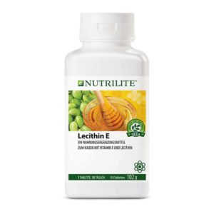NUTRILITE Lecithin E Kautabletten