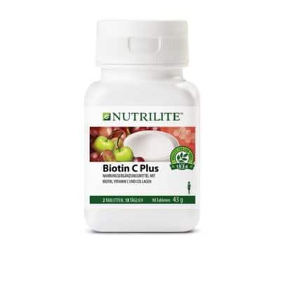 NUTRILITE Biotin C Plus