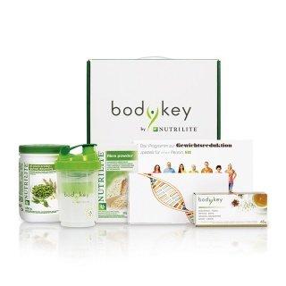 Bodykey Start-Set zur Gewichtsabnahme