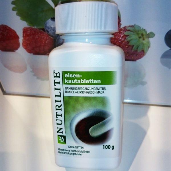 NUTRILITE Eisen-Kautabletten