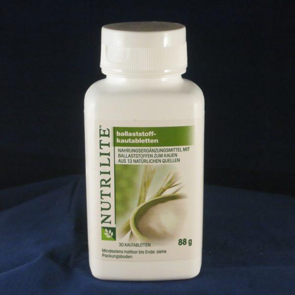 NUTRILITE Ballaststoff-Kautabletten