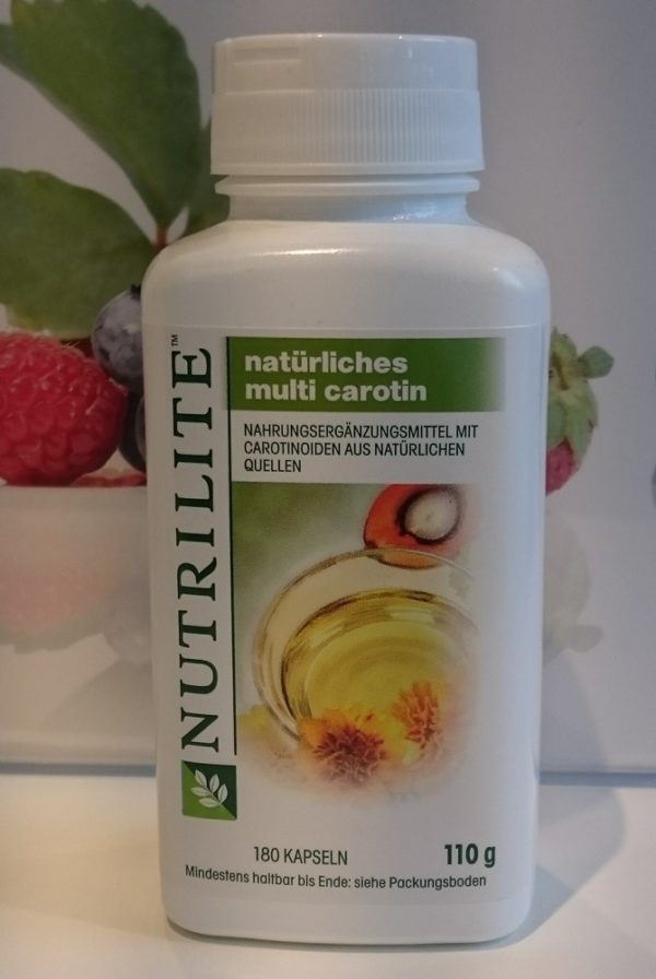 NUTRILITE Natürliches Multi Carotin