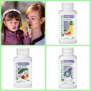 Vitamine für Kinder