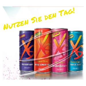 XS Power Drinks